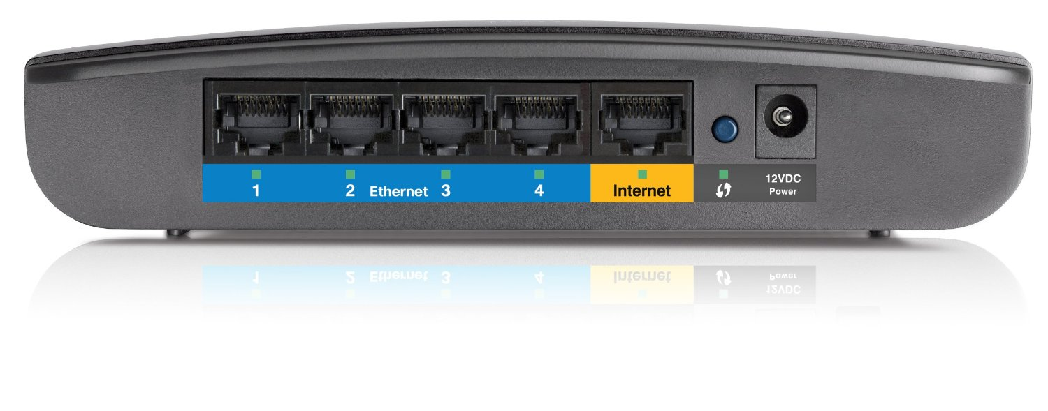 linksys 9500 how to set up manually